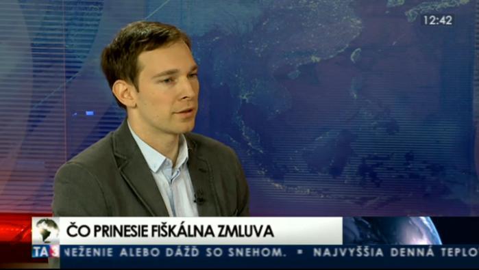 Martin Vlachynský o fiškálnej zmluve