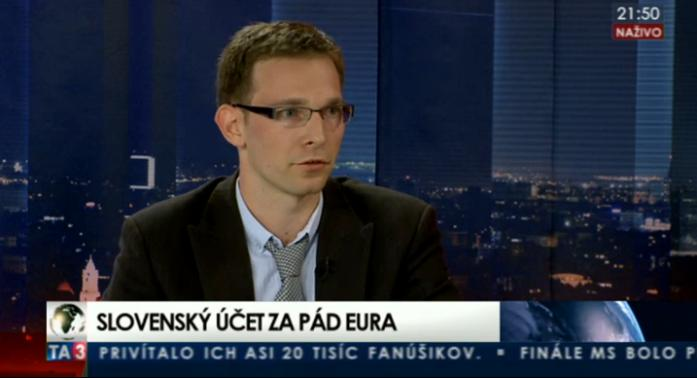 Martin Vlachynský: Slovenský účet za pád eura