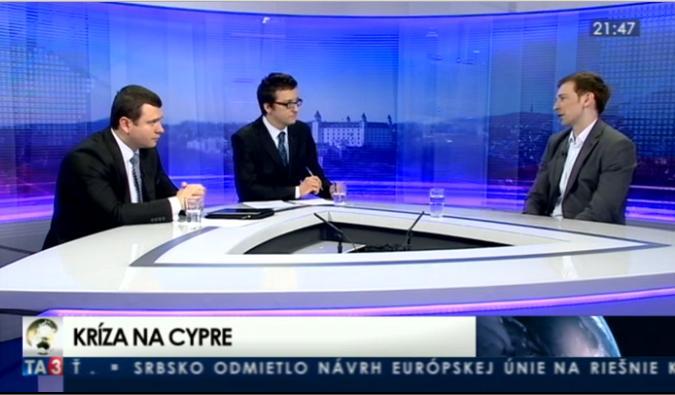 Analýzy a trendy: Kríza na Cypre